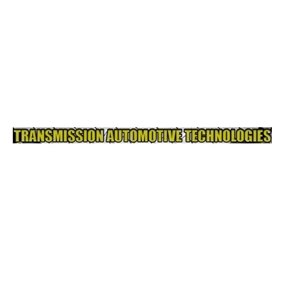 Transmission Automotive Technologies promo codes