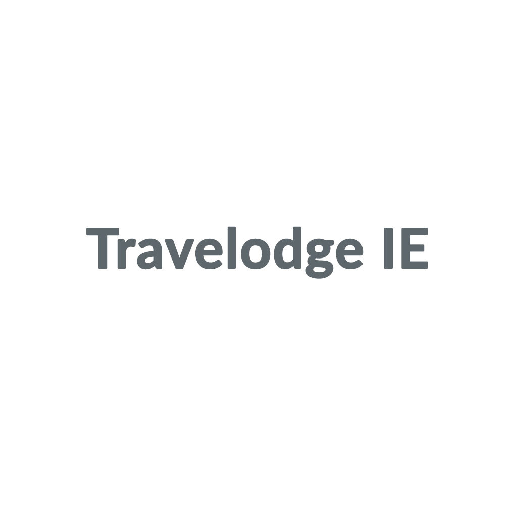Travelodge IE promo codes