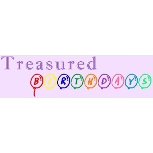 Treasured Birthdays promo codes