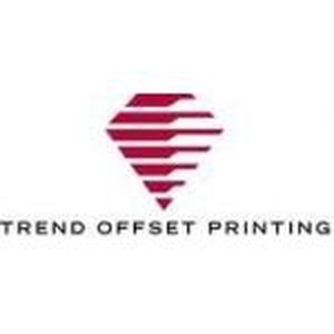 Trend Offset Printing promo codes