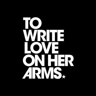 To Write Love On Her Arms promo codes