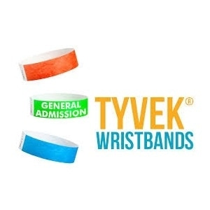 Tyvek Event Wristbands promo codes