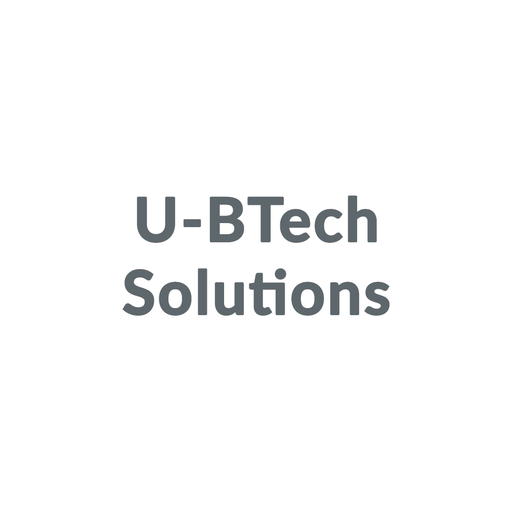 U-BTech Solutions promo code