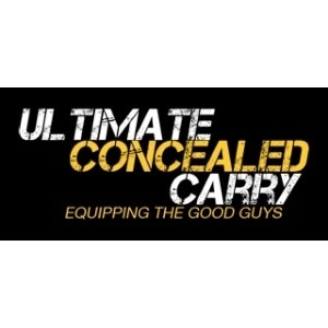 Ultimate Concealed Carry promo codes