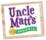 Uncle Matt's Organic promo codes