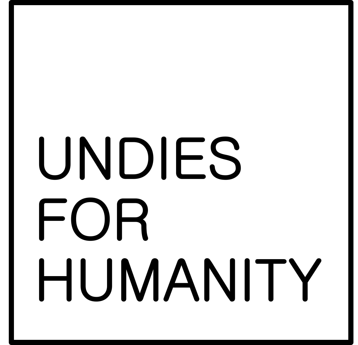 Undies for Humanity promo codes