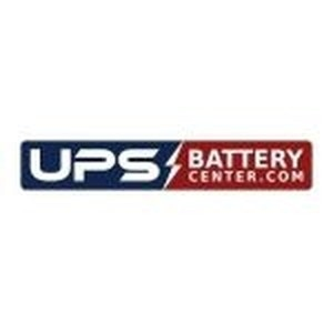 UPS Battery Center promo codes