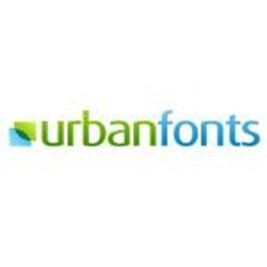 UrbanFonts coupon codes