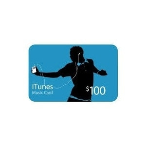 US iTunes Gift Card promo codes