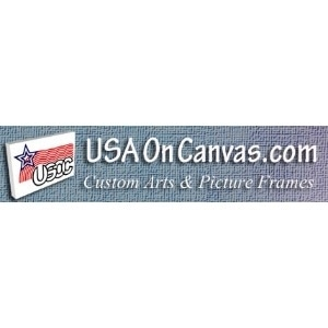 USA On Canvas