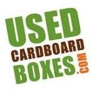 Used Cardboard Boxes promo codes