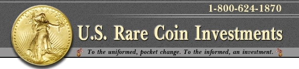 U.S. Rare Coin Investments promo codes