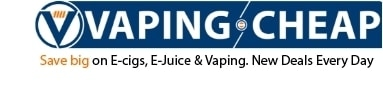 Vaping Cheap promo codes
