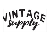 Vintage Supply promo codes