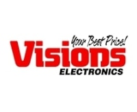 Visions Electronics promo codes
