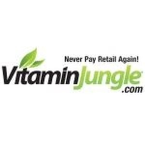 Vitamin Jungle promo codes