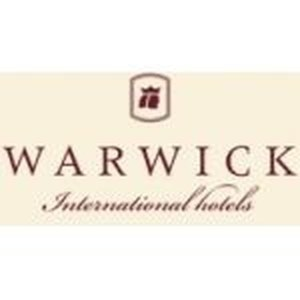 Warwick International Hotels promo codes