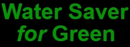Water Saver for Green promo codes