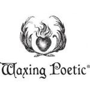 Waxing Poetic promo code