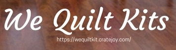 We Quilt Kits promo codes