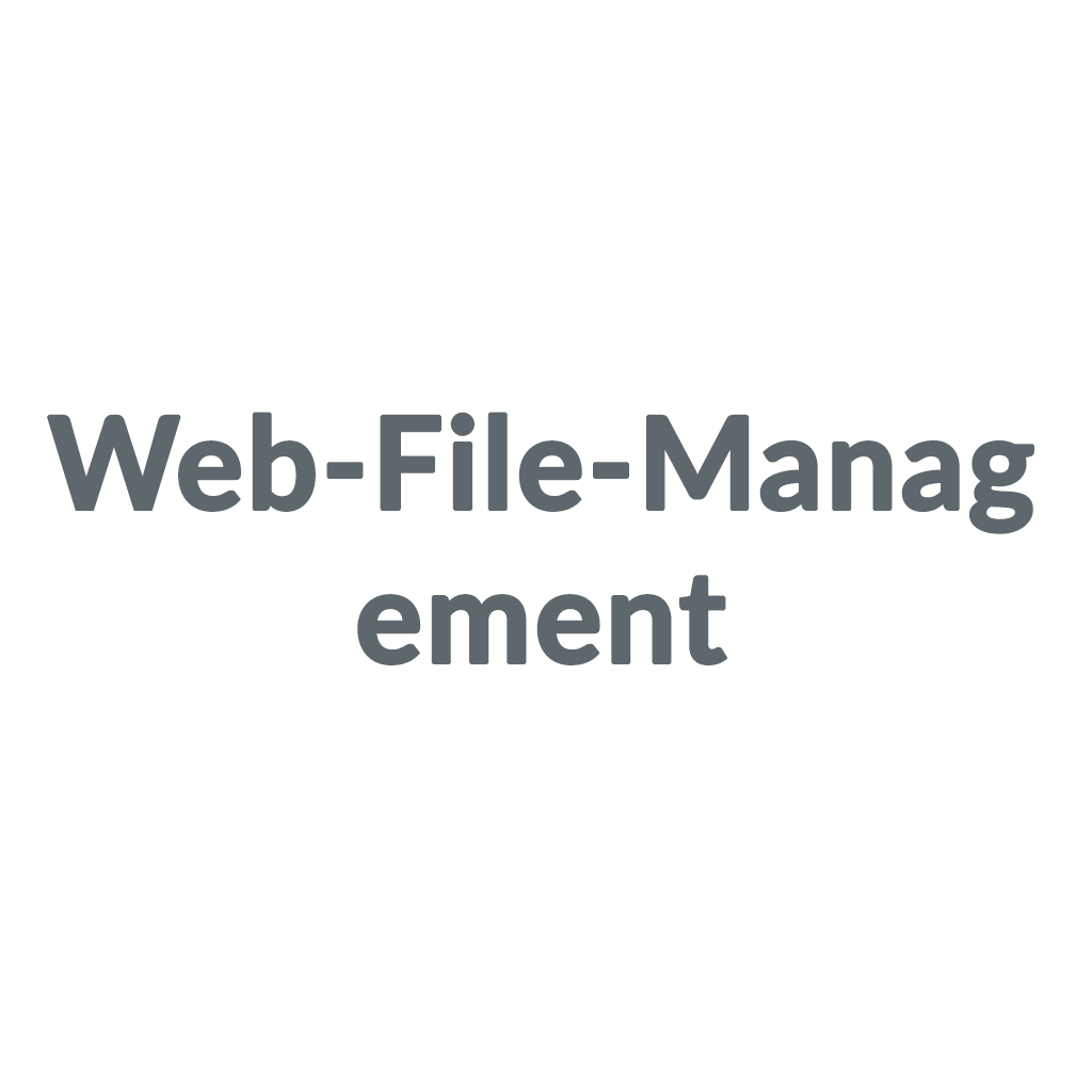 Web File Management promo codes