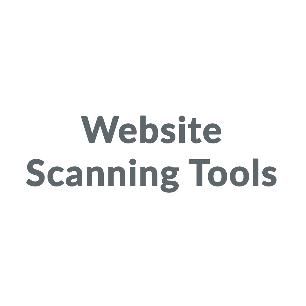 Website Scanning Tools promo codes