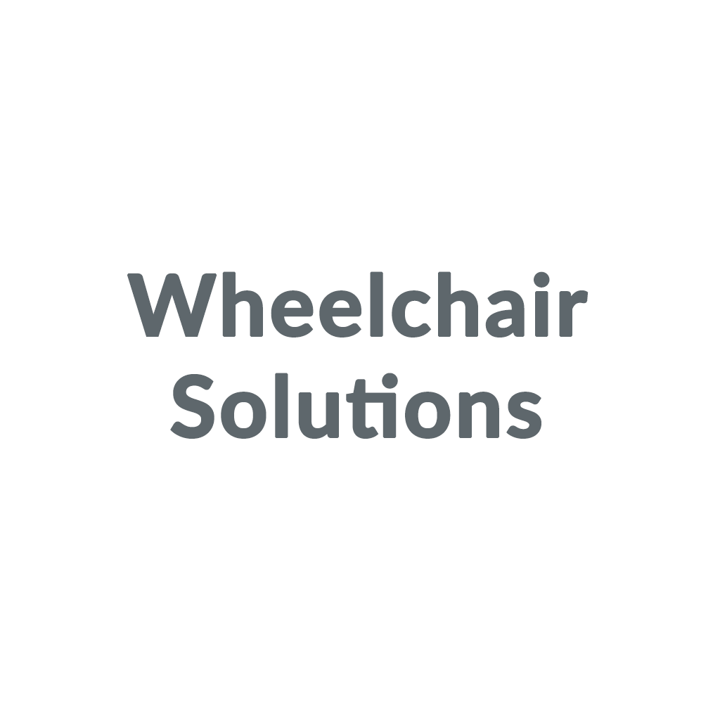 Wheelchair Solutions promo codes