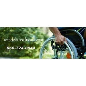 Wheelchairs Abound Store promo codes