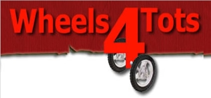 Wheels 4 Tots promo codes