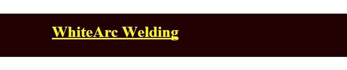 White Arc Welding promo codes