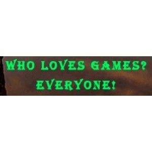 Who love games? promo codes
