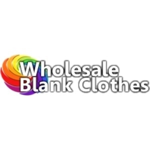 Wholesale Blank Clothes promo codes