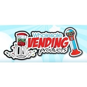 Wholesale Vending Products promo codes