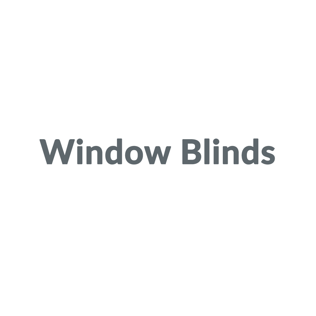 Window Blinds promo codes