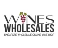 Singapore Wines Wholesales promo codes