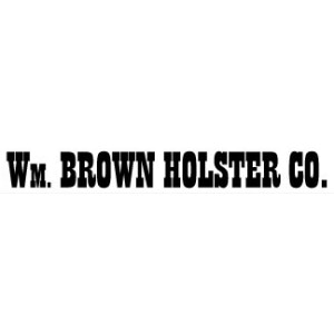 Wm Brown Holster Company promo codes