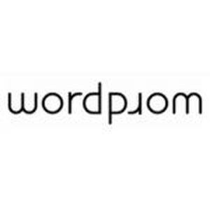 Wordprom coupon codes