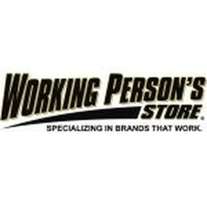 Working Person's Store promo codes