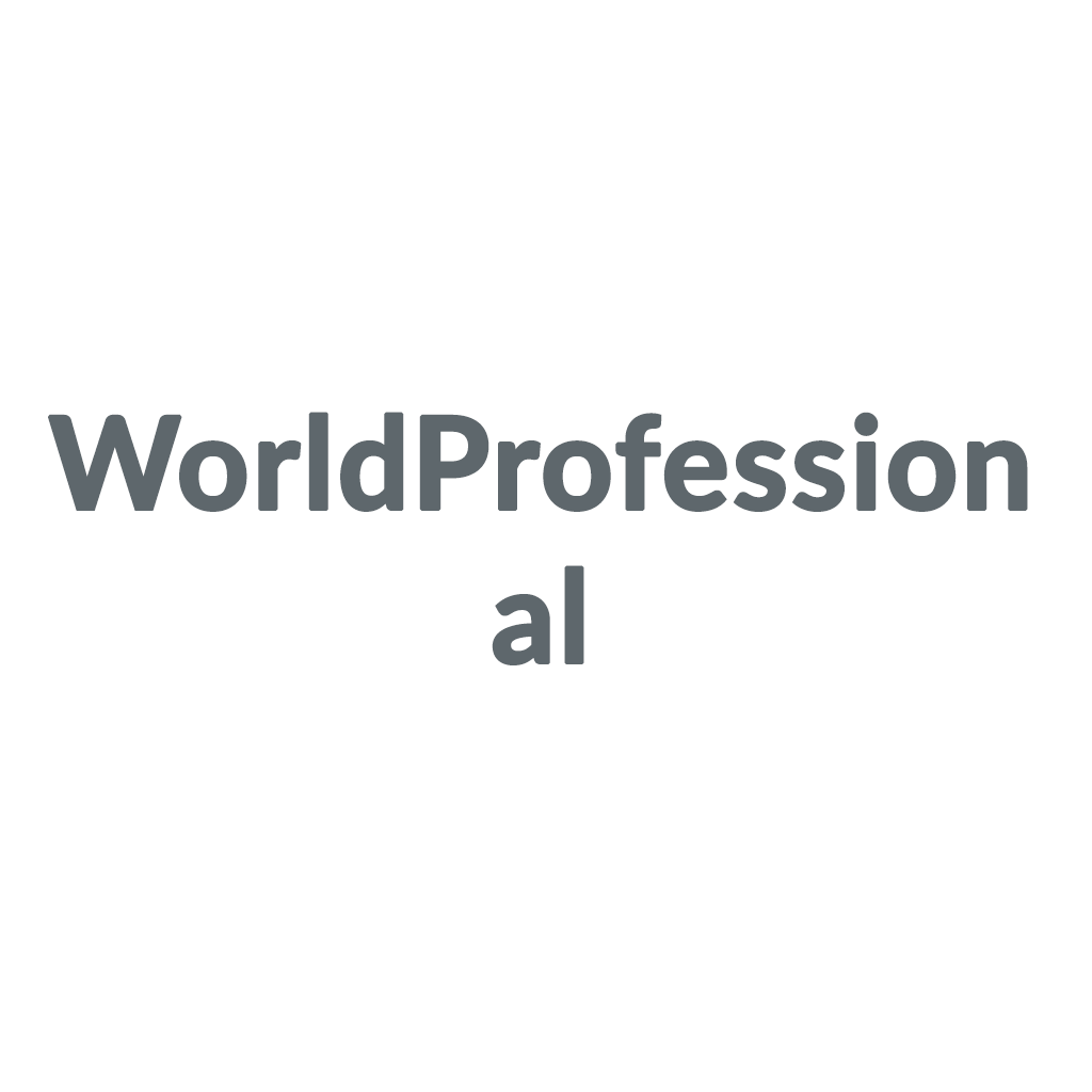 WorldProfessional promo codes