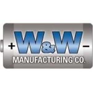 W&W MANUFACTURING promo codes