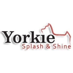 Yorkie Splash and Shine promo codes