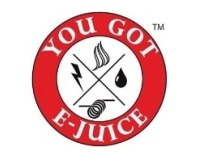 You Got EJuice promo codes