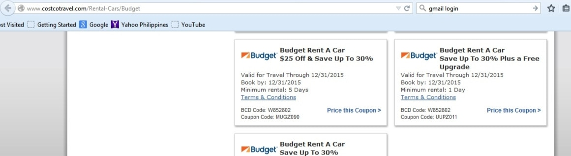Avis car rental coupon code