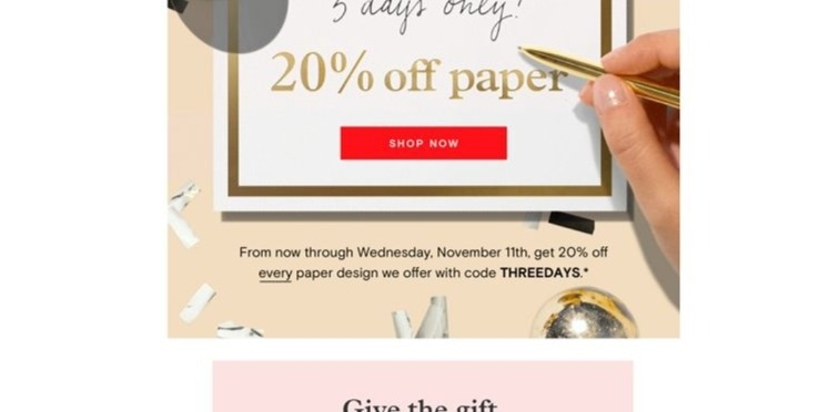 Paperless post coupon code