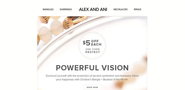 Alex and ani coupon code