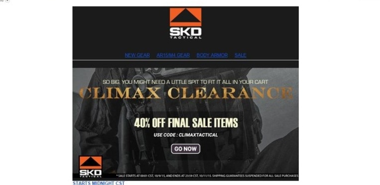 armageddon gear coupon code