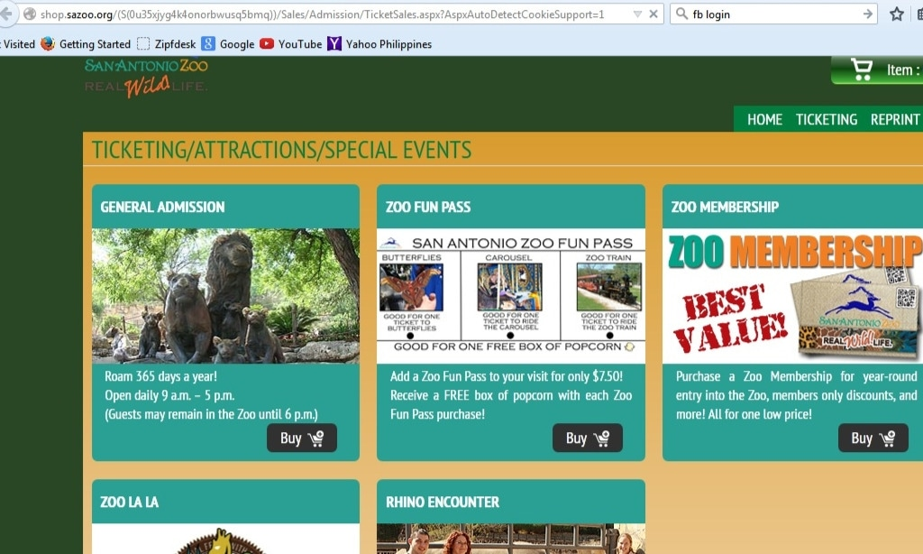 San antonio zoo discount coupons