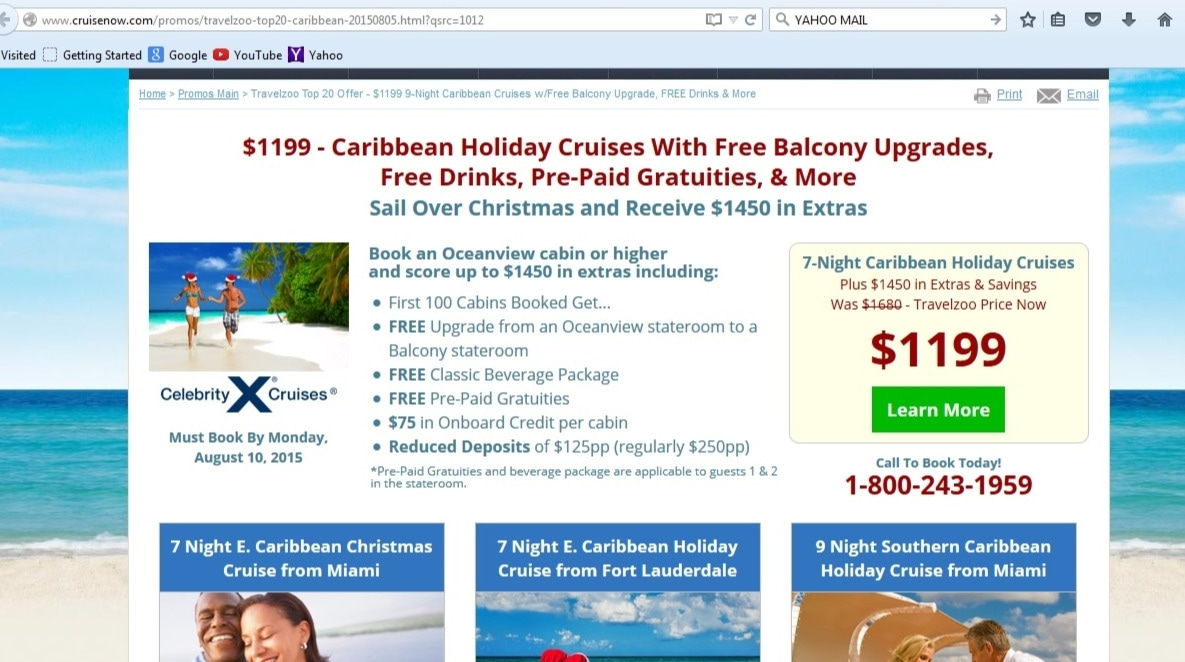 American discount cruises coupon code