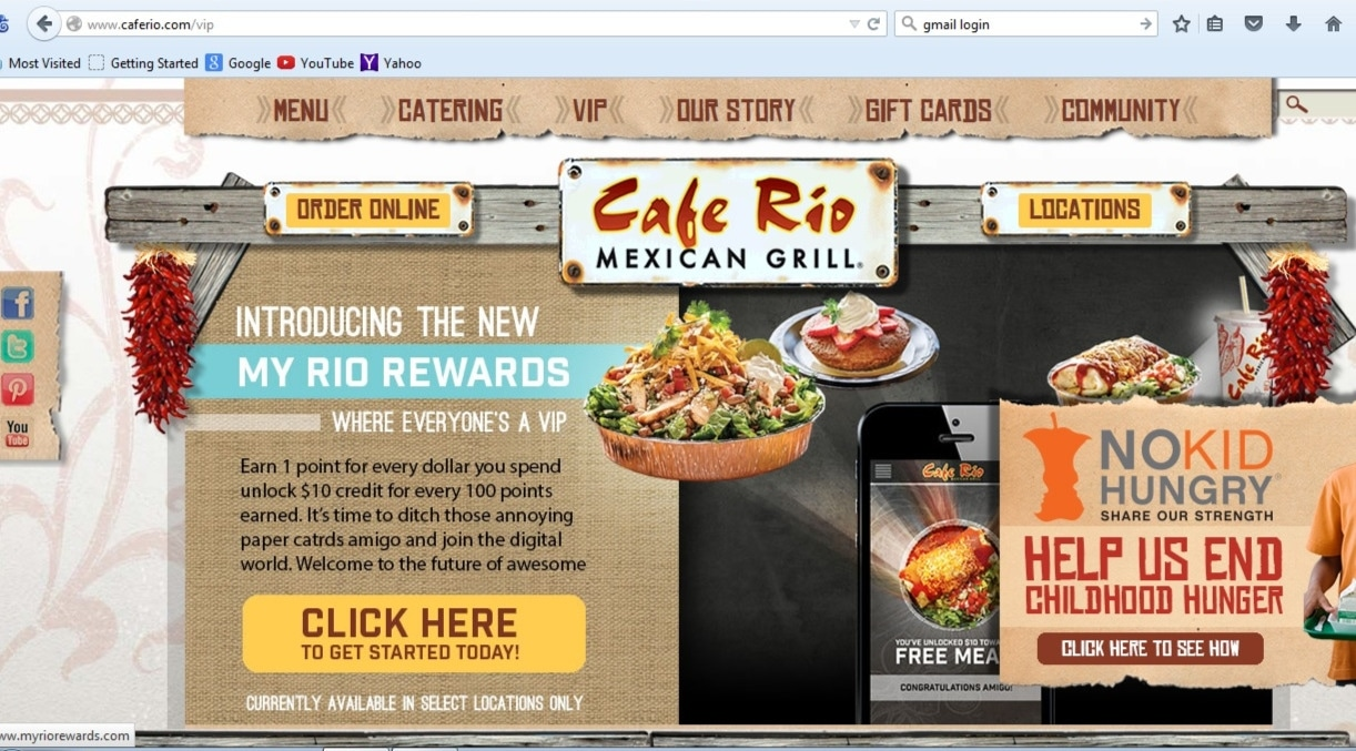 cafe rio rewards