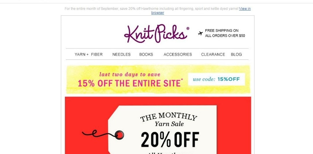 Get the Best KnitPicks Coupon Codes & Exclusive Offers in our Weekly Newsletter Get the Best Deals Today · Save Anytime, Anywhere · Lowest Prices.